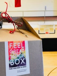 healthy snack box delivery for basketball games, practices and tournaments