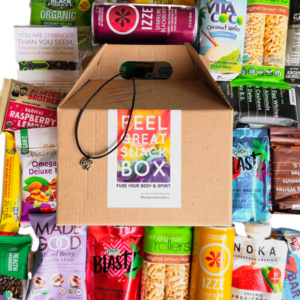 healthy snack box delivery for teens and kids