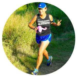 running healthy athlete mom